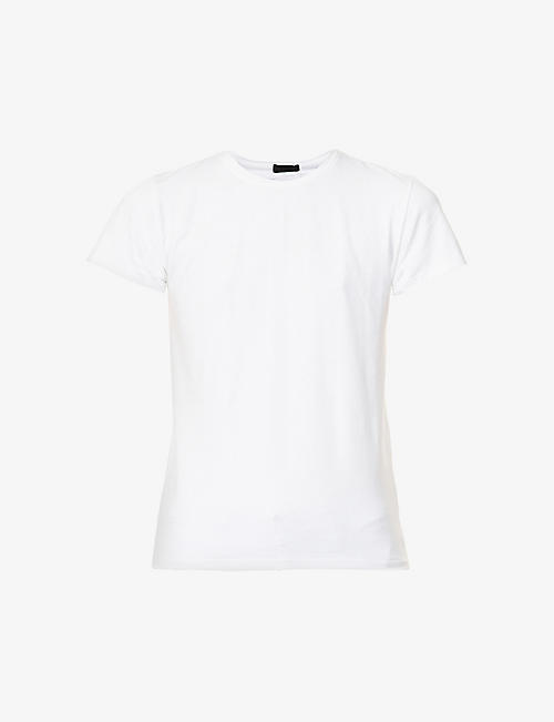 ATM: Baby stretch-cotton jersey T-shirt