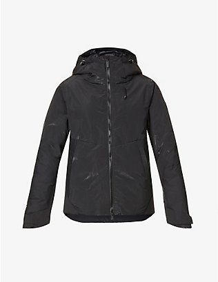 HOLDEN: Ashley padded shell-down jacket