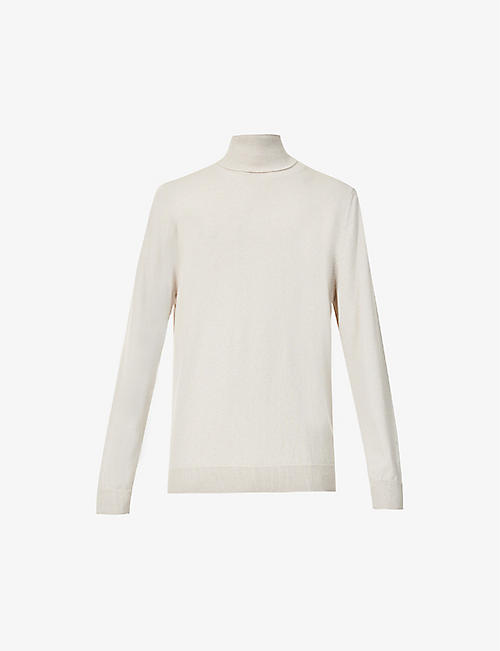 PAUL SMITH: Turtleneck cashmere jumper