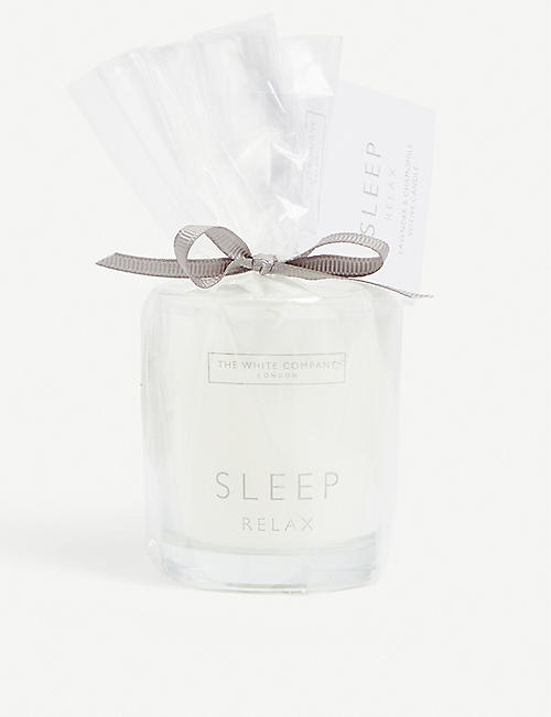 THE WHITE COMPANY: Sleep scented votive candle 75g