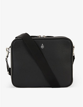 MARK CROSS: Baker leather cross-body bag