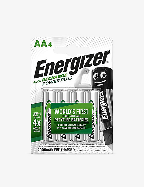 ENERGIZER: Energizer Battery Power+ AA 2000 rechargeable batteries