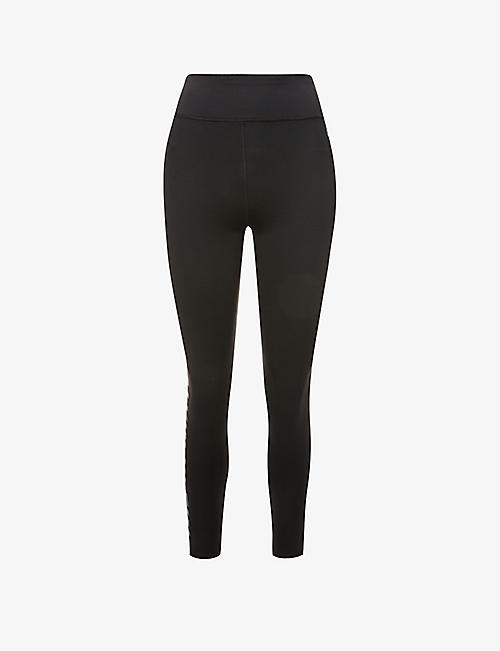 CALVIN KLEIN: CK Performance high-rise stretch-jersey leggings