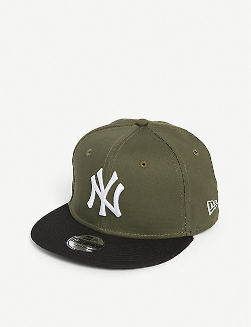 NEW ERA: Kids 9FIFTY New York Yankees cotton baseball cap