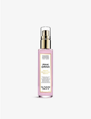 SUNDAY RILEY: Pink Drink firming resurfacing essence 50ml