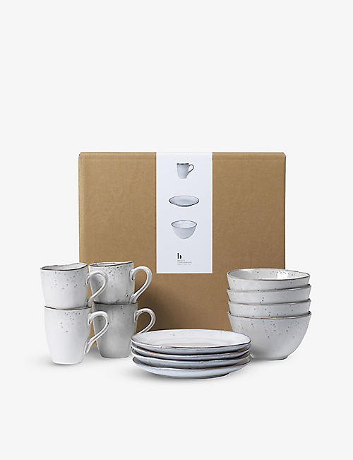 BROSTE: Nordic Sea ceramic tableware set