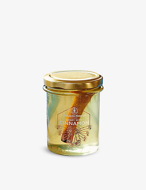 THE LONDON HONEY COMPANY: Cinnamon Acacia Honey 250g