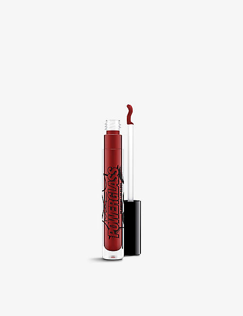 MAC: Powerglass Plumping lip gloss 2.8ml