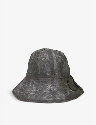 CARHARTT WIP: Delly Deacon faded cotton rain hat