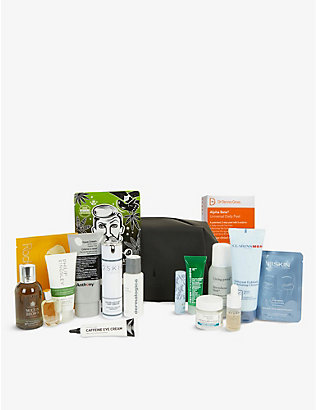 SELFRIDGES: The Selfridges Grooming Kit