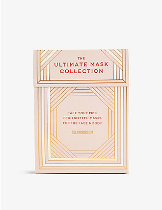 SELFRIDGES: The Ultimate Mask collection