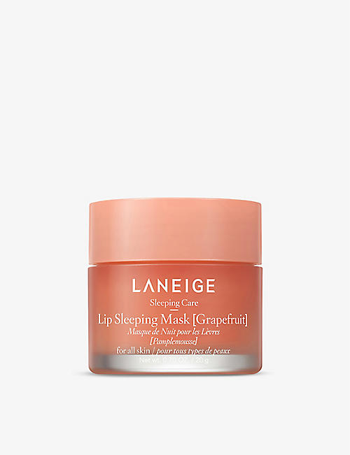 LANEIGE: Grapefruit Lip Sleeping Mask 20g