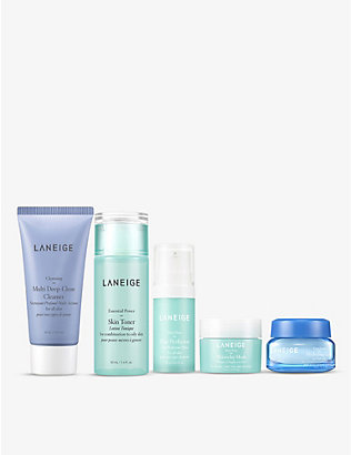 LANEIGE: Pore Care trial kit