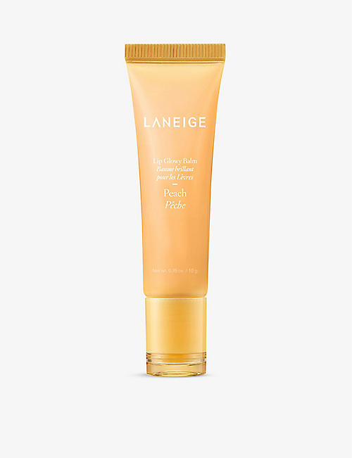LANEIGE: Lip Glowy Peach balm 10g