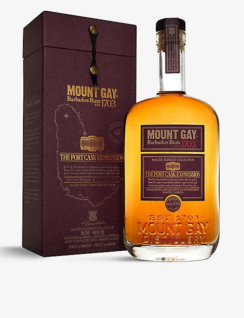 MOUNT GAY: Mount Gay Port Cask rum 700ml