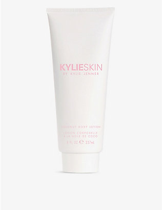 KYLIE SKIN: Coconut body lotion 237ml
