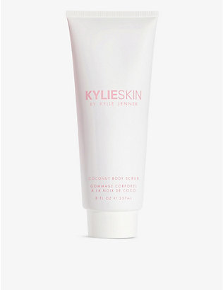 KYLIE SKIN: Coconut body scrub 237ml