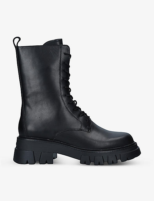 ASH: Liam leather ankle boots