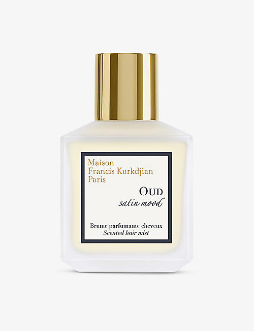 MAISON FRANCIS KURKDJIAN: OUD Satin Mood hair mist 70ml