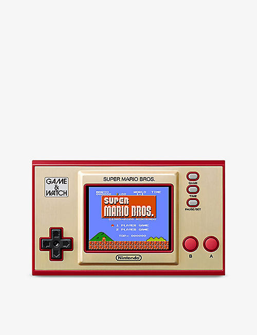 NINTENDO: Game & Watch: Super Mario Bros
