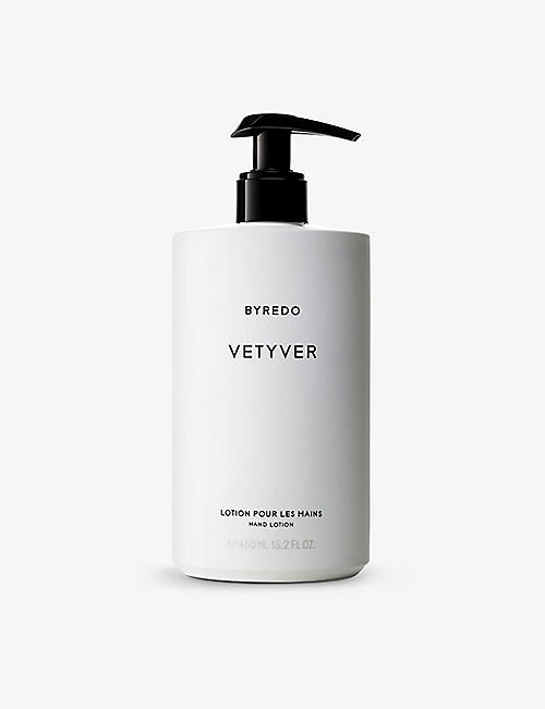 BYREDO: Vetyver hand lotion 450ml