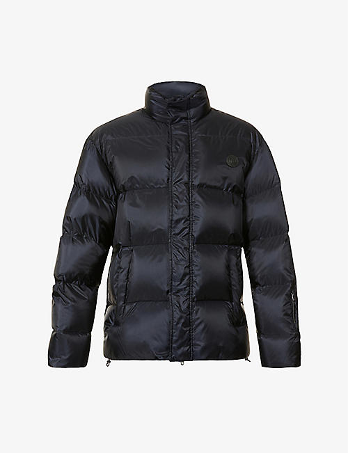 GUCCI: Think Thanks padded shell-down puffer jacket