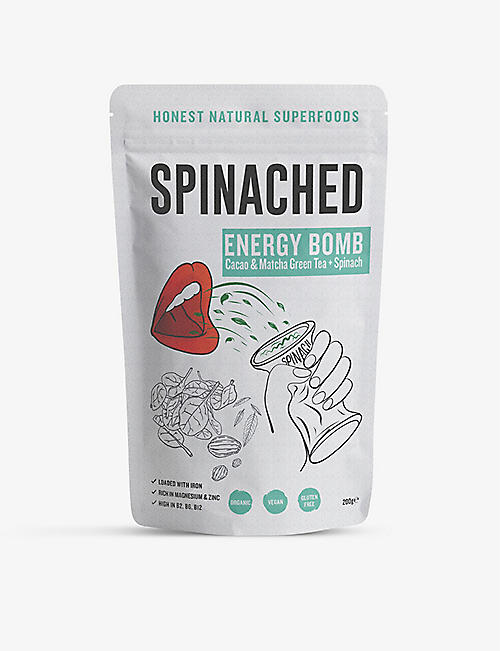 SPINACHED: Energy Bomb 200g