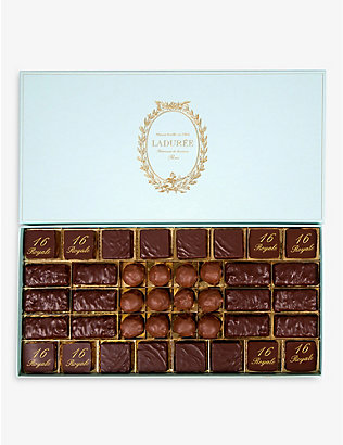 LADUREE: Initiation chocolate gift box 396g