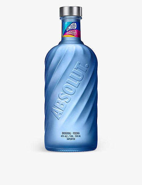 ABSOLUT: Movement limited-edition vodka 700ml