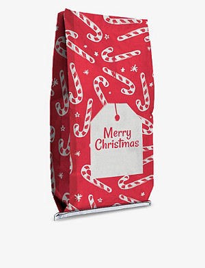 THIE WORKSHOP Candy Cane Personalised Paper Sack