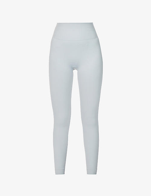 WEWOREWHAT: Seamless high-rise stretch-woven leggings