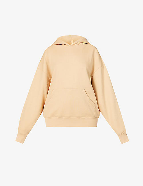 WEWOREWHAT: Oversized cotton-jersey hoody