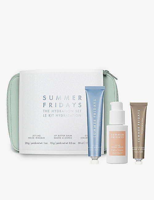 SUMMER FRIDAYS: The Hydration Set