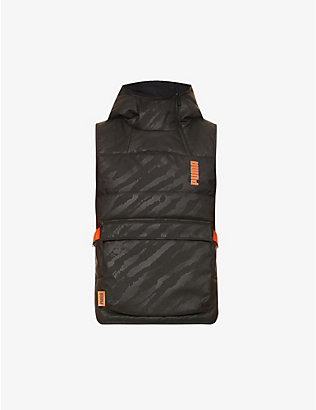 PUMA: Puma x Central Saint Martins shell gilet