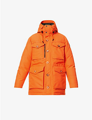 RALPH LAUREN RLX: Hooded shell-down parka jacket