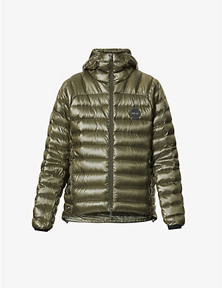 RALPH LAUREN RLX: Padded recycled polyester shell-down jacket