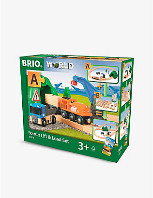 BRIO: Starter Lift & Load Set A