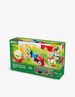 BRIO: My First Railway Train Set