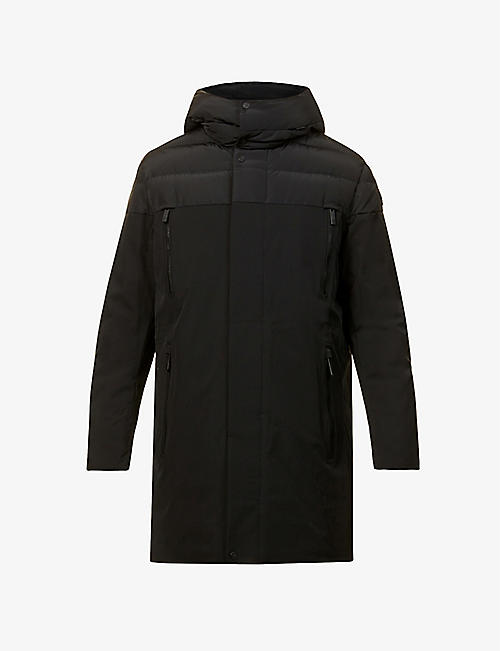 FUSALP: Joachim quilted shell-down parka jacket