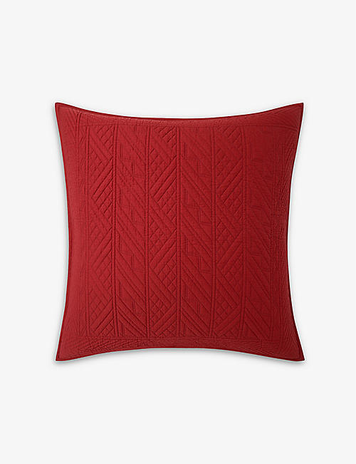 RALPH LAUREN HOME: Remy cotton cushion cover 50x50cm