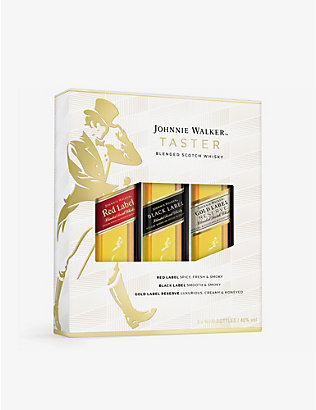 JOHNNIE WALKER: Johnnie Walker Taster Pack 3x50ml
