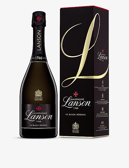 LANSON: Le Black Reserve 750ml