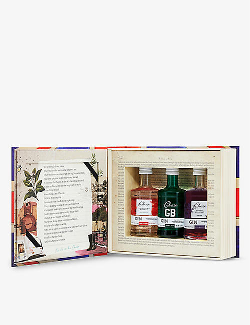 CHASE: Gin Collection Book gift set