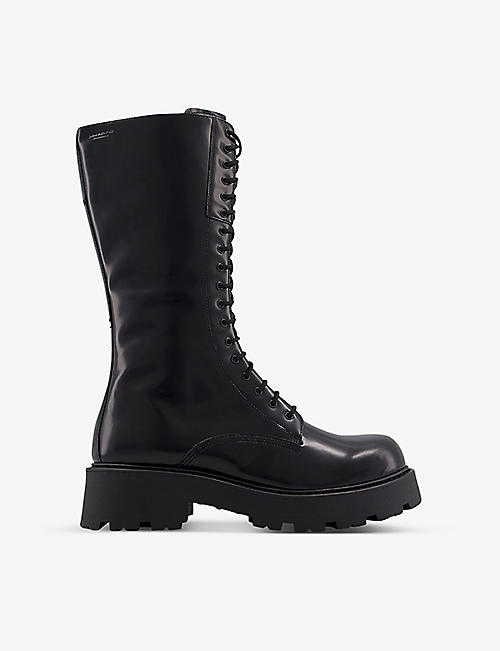 VAGABOND: Cosmo 2 leather boots