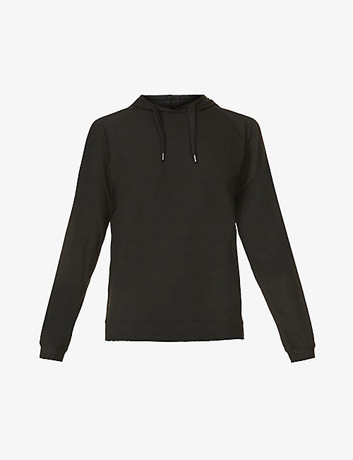 DEREK ROSE: Basel stretch-jersey hoody