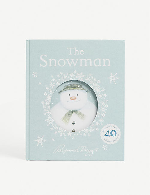 ALLSORTED: The Snowman book