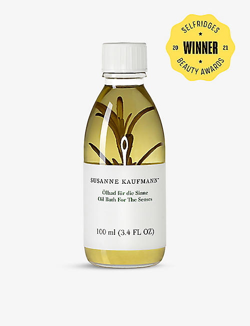 SUSANNE KAUFMANN: Oil Bath For The Senses oil 100ml