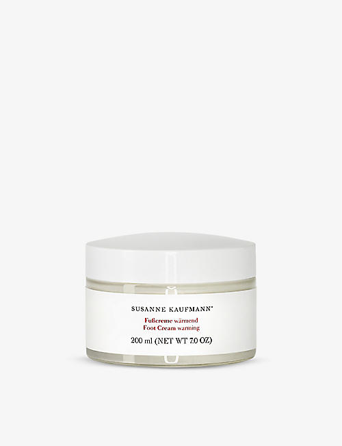 SUSANNE KAUFMANN: Foot Cream Warming 200ml