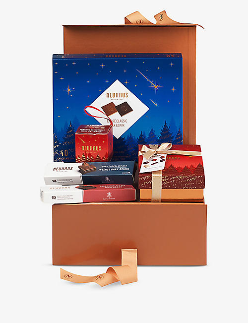 NEUHAUS: Holiday Hamper small assortment 436g