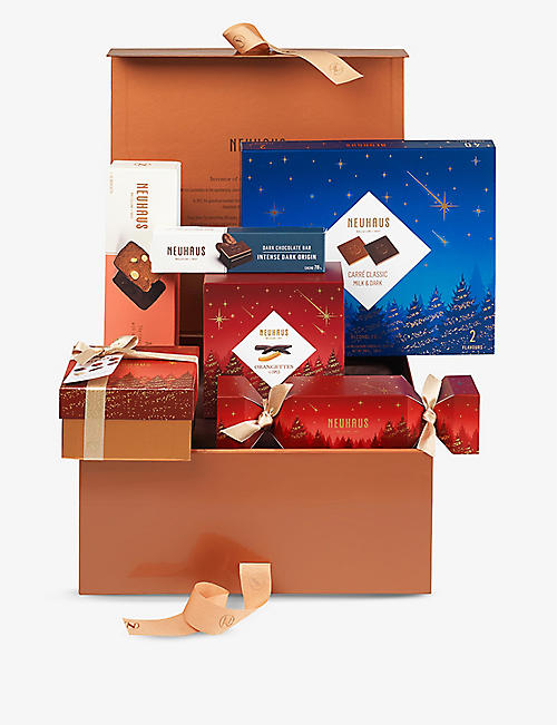 NEUHAUS: Holiday Hamper medium assortment 771g